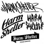 Harm/Shelter Logos