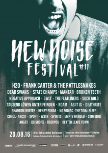 New Noise Fest #11 Lineup Update!